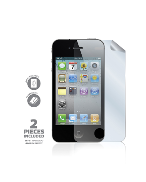Screen for apple iphone 4 - 4s Celly SCREEN180 8021735004011 SCREEN180 by No