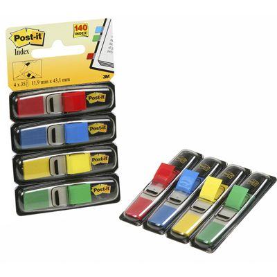 Post-it segnapagina 683-4 mm.12 pz.4 colori classici POST-IT 27109 0021200508769 27109_32216 by Post-it