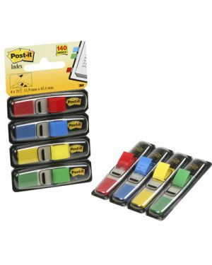 Post it segnapagina 683 4 mm.12 pz.4 colori classici 27109_32216