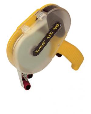 Dispenser atg 700 impugnatura in plastica per nastri lungo metraggi 1870_32284