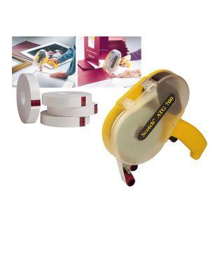 Dispenser atg 700 impugnatura in plastica per nastri lungo metraggi 1870 51131065055 1870_32284 by Scotch
