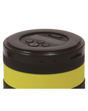 Wireless superbass speaker yellow Conceptronic CSPKBTSBY 4015867197837 CSPKBTSBY by No