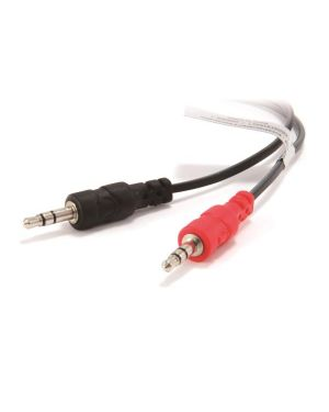 Comfortable stereo headset. CCHATSTAR2