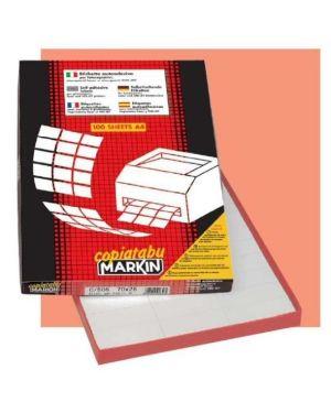 Etichetta adesiva c - 599 bianca 100fg a3 420x297mm (1et - fg) markin 214C599A3 8007047035080 214C599A3_32436 by Markin