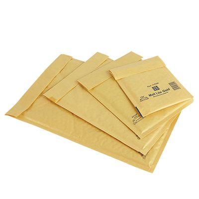 10 buste imbottite gold c 15x21cm utile avana mail lite® sealed air 103027476 5013719297727 103027476_32626 by Mail Lite