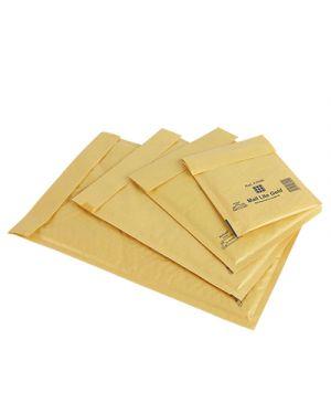 10 buste imbottite gold d 18x26cm utile avana 103027477 5051146250427 103027477_32627 by Mail Lite