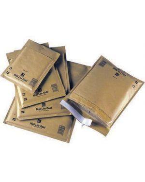 10 buste imbottite gold k 35x47cm utile avana 103041285 5051146002057 103041285_32633 by Mail Lite