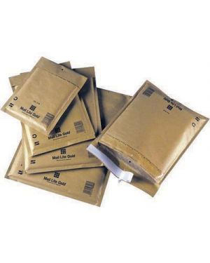 10 buste imbottite gold k 35x47cm utile avana mail lite® sealed air 103041285 5051146002057 103041285_32633 by Mail Lite
