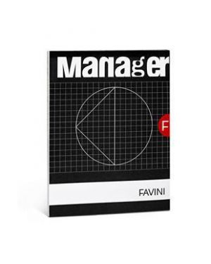 Blocchi manager a4 Cartotecnica Favini A423614 8007057101119 A423614_32641 by No
