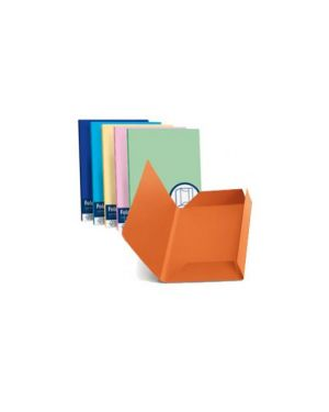 25 cartelline 3 lembi arancio 24,5x34,5cm 200gr luce favini A50E434_32662 by Favini