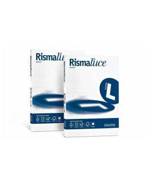 Rismaluce 200gr bianco a4 125ff - Rismaluce A670104_32682 by Esselte