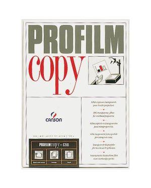 Lucidi c50 a4 100fg profilmcopy fotocopie b - n s - retrofoglio canson 200987350 3148959873508 200987350_34683