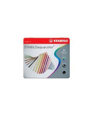 Astuccio 24 pastelli stabilo aquacolor 1624 1624-5_35187 by Stabilo