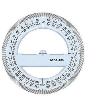 Goniometro uni arda 360° 12cm 285SS 8003438002853 285SS_35290 by Arda