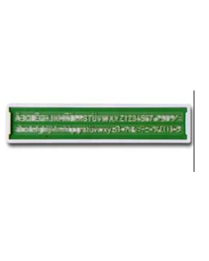 Normografo uni arda mm 10 Confezione da 10 pezzi 30010_35300