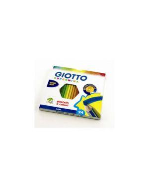 Astuccio 24 pastelli supermina giotto 235800_36195 by Esselte