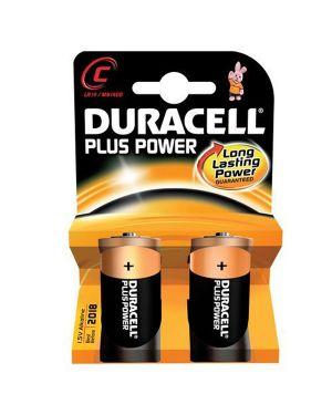 Blister 2 pile duracell plus (mn1400) c - mezza torcia GILMN1400 5000394019089 GILMN1400_36208 by Duracell