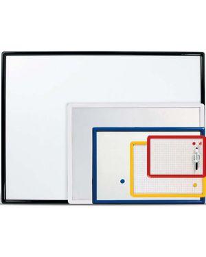 Lavagna magnetica lmv 35x50cm bianca cornice col. assort 330B 8007024503410 330B_36255