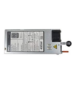 Single hot-plug power supply (1+0 Dell Technologies 450-AEBM 5397063818716 450-AEBM by Dell