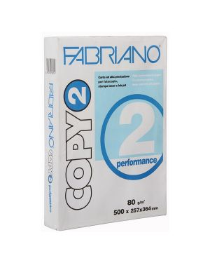 Carta copy2 b4 80gr 500fg performance fabriano (25.7x36.4 CONFEZIONE DA 5 41025736_36313 by Esselte
