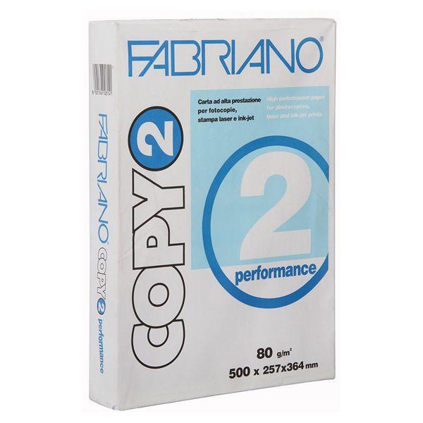 Carta copy2 b4 80gr 500fg performance fabriano (257x364mm 41025736 8001348103141 41025736_36313 by Fabriano