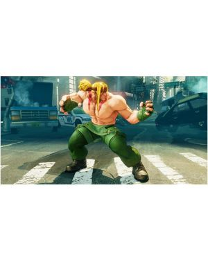 PS4 STREET FIGHTER V ARCADE SP4S16