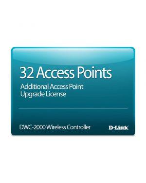 Wireless controller 32ap service D-Link DWC-2000-AP32-LIC  DWC-2000-AP32-LIC by D-link