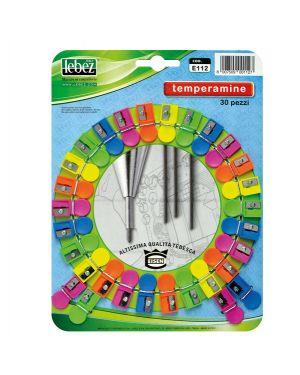 Cartella 30 temperamine e112 lebez E112 8007509001127 E112_36690 by Lebez