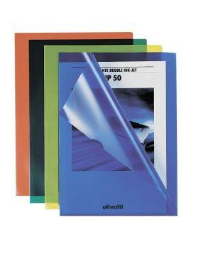 Cartellina ppl a l color pz.50 blu FAVORIT 100460008 8006779000557 100460008_37168