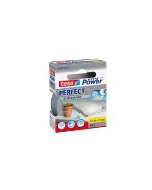 Nastro adesivo telato 19mmx2,7mt grigio 56341 xp perfect 56341-0003303_37929 by Tesa