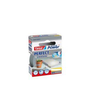 Nastro adesivo telato 38mmx2,7mt grigio 56343 xp perfect 56343-00040-03_37936 by Tesa