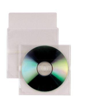 25 buste a sacco pp insert cd 125x120mm c - patella sei rota 430101 8004972013909 430101_38048