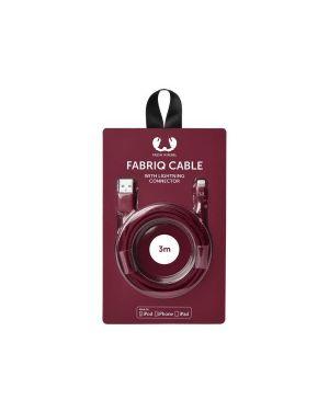 FABRIQ CABLE MICRO USB 1 5M RUBY 2UCF150RU by No