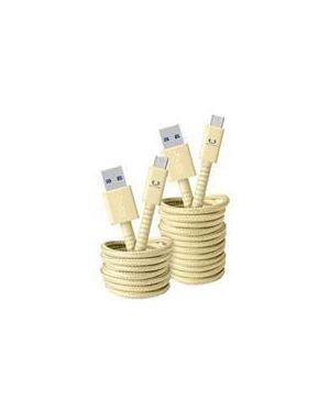Fabriq cable micro usb 3m army 2UCF300AR