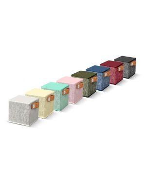 Rockbox cube fabriq ruby Fresh 'n Rebel 1RB1000RU 8718734654131 1RB1000RU by No