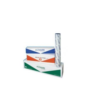 Carta Inkjet Plotter 1067mm x 50mt 90gr opaca J.90s As Marri Cod. 08347_38417 8023927083477 08347_38417