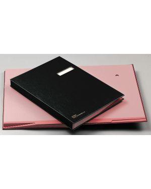 Libro firma 14 pagine nero 24x34cm 614-e fraschini 614E-NER 8027032005065 614E-NER_39012