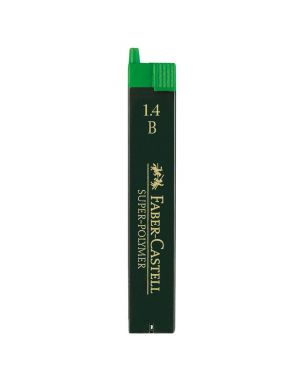 Astuccio 6 mine grafite 1,4mm b faber-castell 121411 4005401214120 121411_39029 by Faber-castell