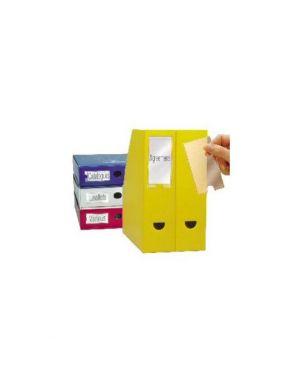 3 portaetichette adesive 75x150mm label holder 3l in ppl Confezione da 3 pezzi S852350_39049