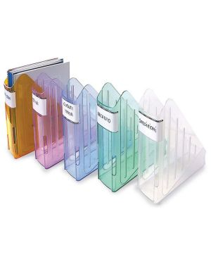 Portariviste trasparent color cristallo arda TR4118CR 8003438141217 TR4118CR_39075 by Arda