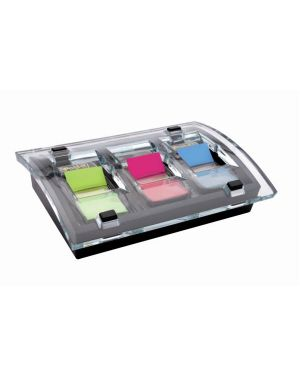 Dispenser post-it index  c2011 Post-it 91702 3134375397841 91702_40171 by Esselte