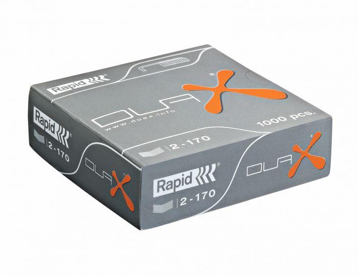 Punti rapid duax pz. 1.000 21808300_40404 by Esselte