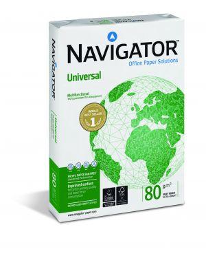 Carta navigator universal a3 80gr 500fg 297x420mm CONFEZIONE DA 5 428X80B042297_40408 by Esselte