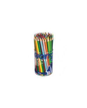 Barattolo 84 pastelli giotto laccato fsc 520100_40455 by No