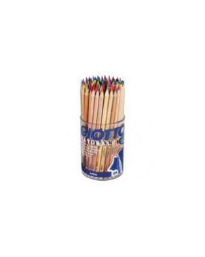 Barattolo 84 pastelli giotto naturale 520200_40456 by No