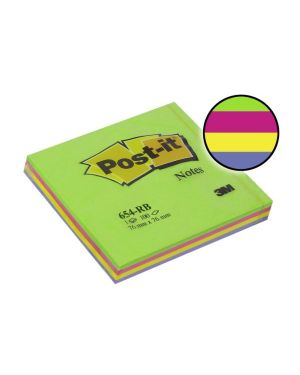 Cf12post it 654rbrainbow vivace ass - 654 rb 34384_40531 by Esselte