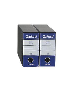 Registratore oxford g81 blu Esselte 390781050 8004157741054 390781050_44945