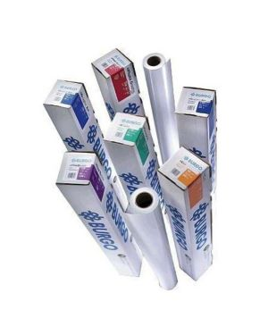 Carta inkjet plotter opaca 610mmx50mt 80gr cad 80eco burgo 7580007-173 45005A 7580007-173_45005