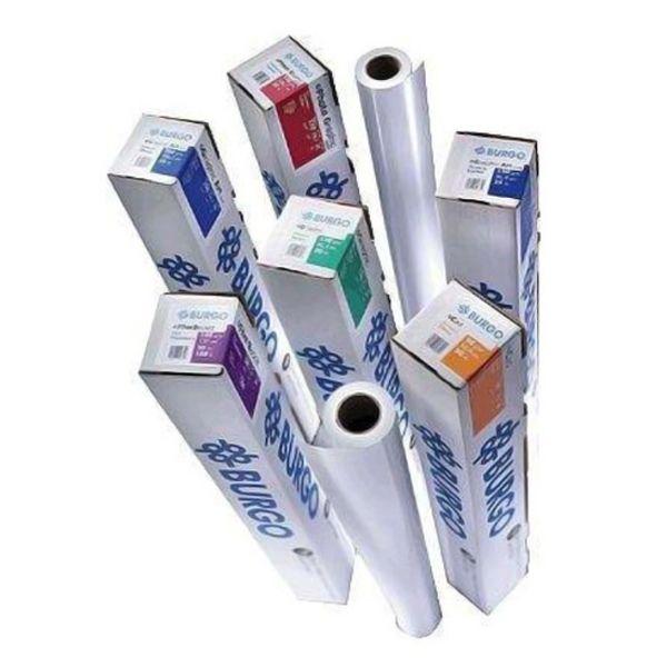 Carta inkjet plotter opaca 610mmx50mt 90gr cad 90eco burgo 7580008-177 45007 A 7580008-177_45007 by Burgo