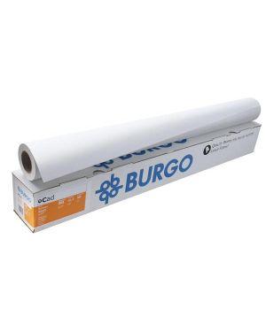 Carta inkjet plotter opaca 914mmx50mt 90gr cad 90eco burgo 7580008-179 45008 A 7580008-179_45008